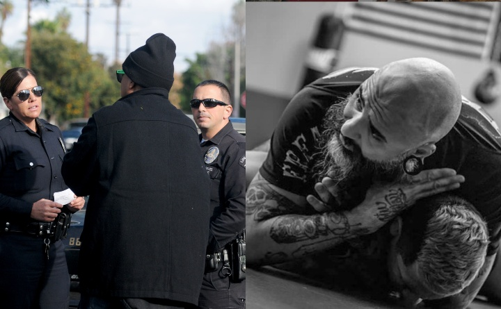Richie 'Boogeyman' Martinez Fined By Police For Filming Jiu Jitsu Techniques at his Academy